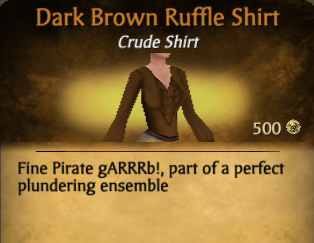 File:Dark Brown Ruffle Shirt.jpg