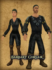 Barbary-corsair