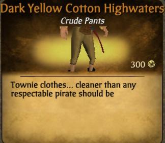 File:Dark Yellow Cotton Highwaters.jpg