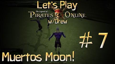 Let's PLay TLOPO w Drew - 7 Muertos Moon!
