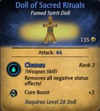 Doll of Sacred Rituals - clearer