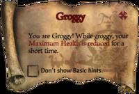 Scroll Groggy