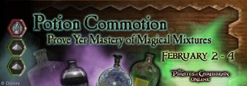 The Potion Commotion Challenge