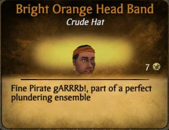 File:Bright orange head band.png