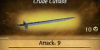 Iron Cutlass