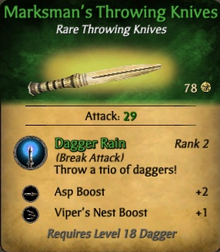 Marksman's Knives - clearer