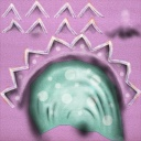 File:Partyhat pink lightblue texture.jpg