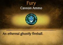 Fury card
