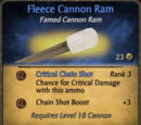 Fleece Cannon Ram