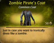 Garb of the Undead