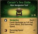 Corsair's Sea Globe