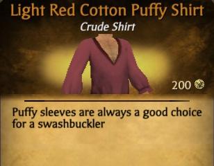 File:Light Red Cotton Puffy Shirt.jpg