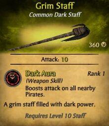 GrimStaff