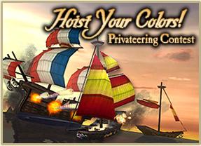 News icon privateer contest