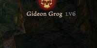 Gideon Grog