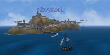 Island Kingshead