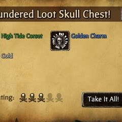 Golden Charm finally!