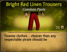 File:Bright Red Linen Trousers.JPG