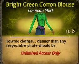 File:Bright green cotton blouse.jpg