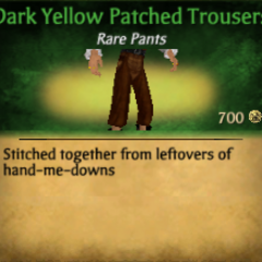 Dark Yellow <a href=