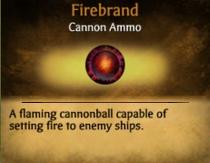 Firebrand card