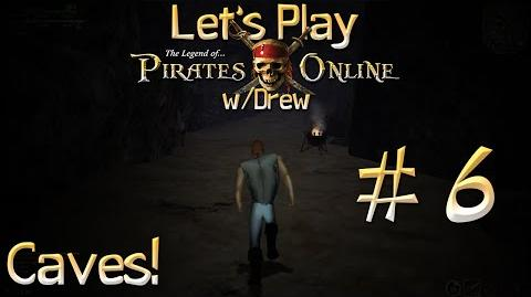 Let's Play TLOPO w Drew - 6 Caves!