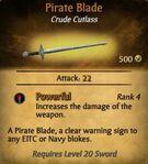 Pirate Blade2