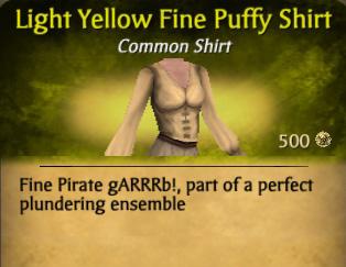 File:Light Yellow Fine Puffy Shirt.jpg