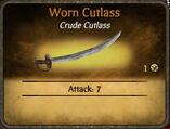Worn Cutlass 2010-11-24