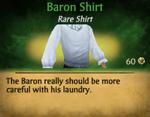 BaronShirtM