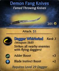Demon Fang clearer-0