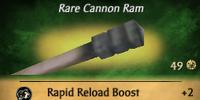 Gunner's Cannon Ram