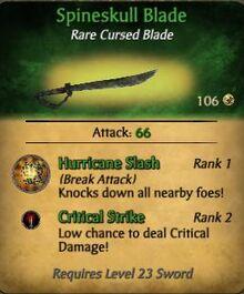 Spineskull Blade-0