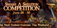 Smash A Skeleton Competition
