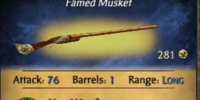 Hex Stopper Musket