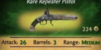 Holy Repeater Pistol