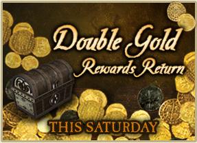 Icon gold return