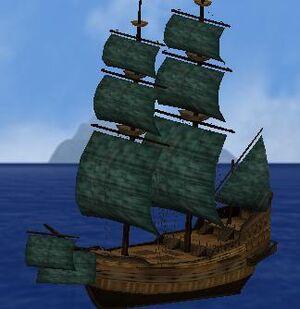 Sails cyan Open Fire