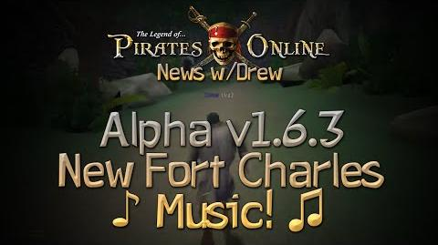 TLOPO News w Drew Alpha Update 1.6.3 - New Fort Charles Music!-2