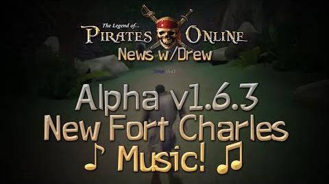 TLOPO News w Drew Alpha Update 1.6