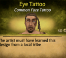Eye Tattoo