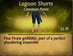 Lagoon ShortsF