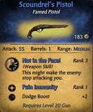 Scoundrel's Pistol - clearer