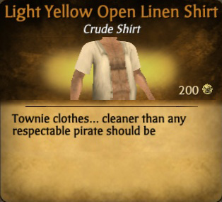 File:Light Yellow Open Linen Shirt.jpg