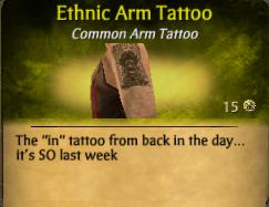 EthnicArmTat