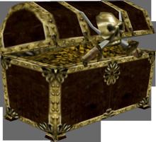 Skull loot