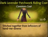 File:Dark Lavendar Patchwork Riding Coat (Female).jpg