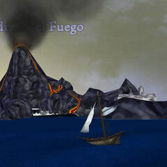 Padres Del Fuego: The most desired island of Jolly Roger and the Navy alike.