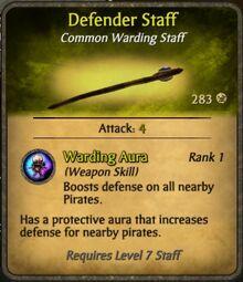 Defender Staff