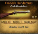 Flintlock Blunderbuss
